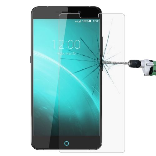 [$4.44] UMI SUPER (MPH0327) 0.3mm 9H Surface Hardness Explosion-proof Tempered Glass Screen Film