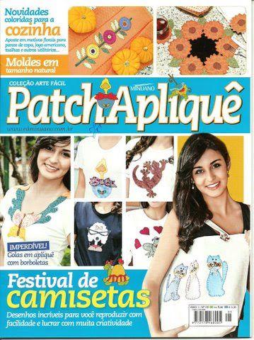patchaplique - Sandra Vinivikas Artesanatos - Picasa Web Albums... FREE MAGAZINE AND PATTERNS!