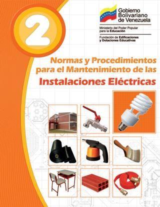 Manual de mantenimiento 2 las instalaciones eléctricas