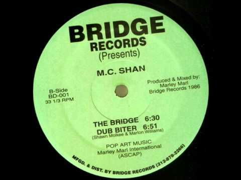 MC Shan - The Bridge 1986