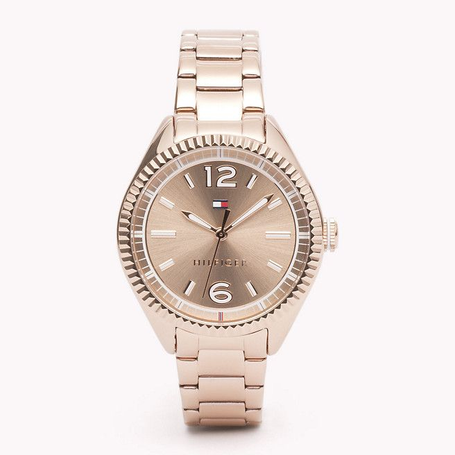 Tommy Hilfiger Tommy Hilfiger Watch - rose gold (Yellow / Orange) - Tommy Hilfiger Watches - main image