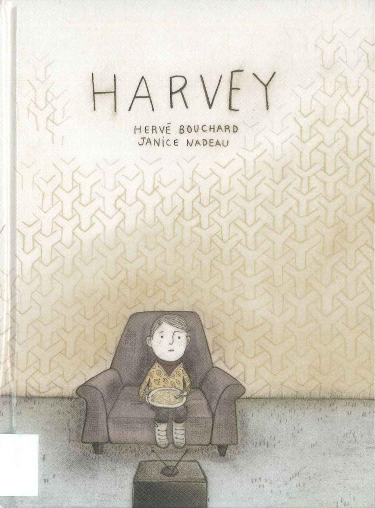 Enero 2016: HARVEY / Hervé Bouchard, Janice Nadeau. Cuando Harvey y su hermano descubren que su padre ha fallecido, Harvey se refugia en su particular mundo de fantasía y se da cuenta de que con quien mejor se relaciona es con el protagonista de El increíble hombre menguante, su película favorita. Una obra sobre el dolor y el duelo de la pérdida. Búscalo en http://absys.asturias.es/cgi-abnet_Bast/abnetop?ACC=DOSEARCH&xsqf01=harvey+nadeau