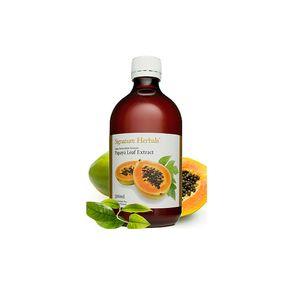 Papaya Leaf Extract #superfoods #probiotics
