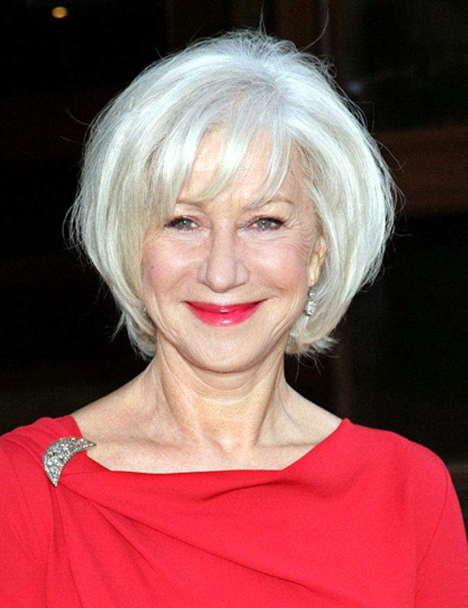 7 Haircuts For Women Over 50 That Are Always Stunning Beauty