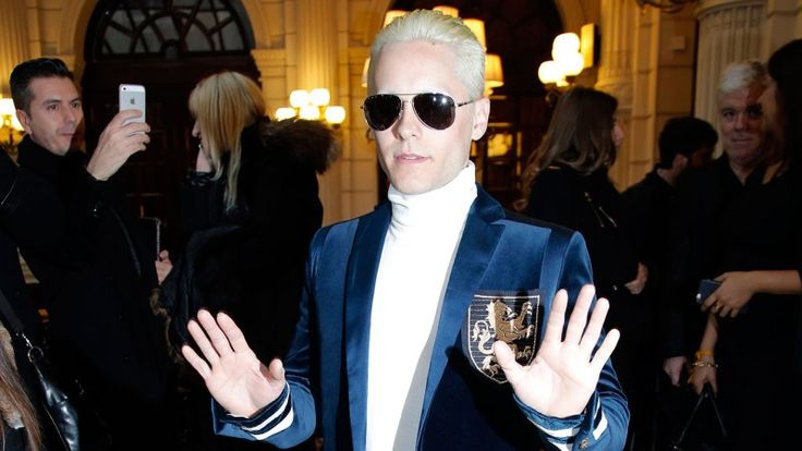 Please let this be Jared Leto's Joker voice (video)