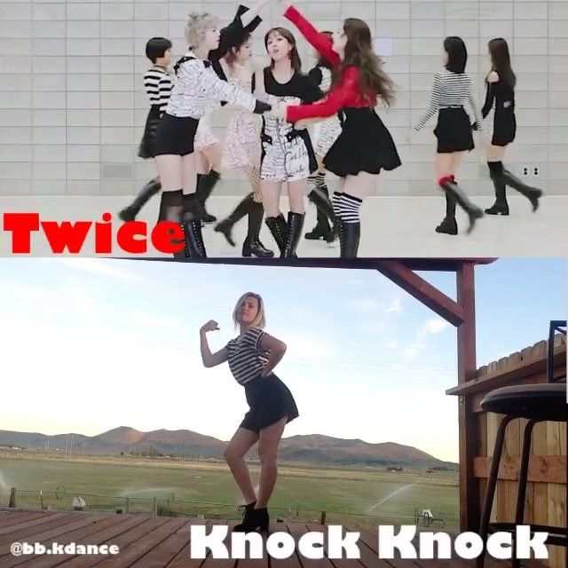 Twice - Knock Knock     Literally learned this and filmed it under half an hour so sorry If you notice any minor mistakes :)   QOTD: who's your guys' bias group?   {Tags}: #kpop #kpopdance #kpopcover #koreanpop #kpopdances #kpopdancer #kpopdancecover #dance #dancer #dancecover #twice #twicecover #knockknock #exo #bts #btob #blackpink #got7 #gfriend #girlsgeneration #shinee #seventeen #superjunior #sistar #kpopgirlgroup