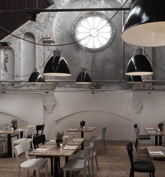 Restaurant mercat amsterdam modern and contemporary industrial design ideas the best interior decor projects inspiring spaces