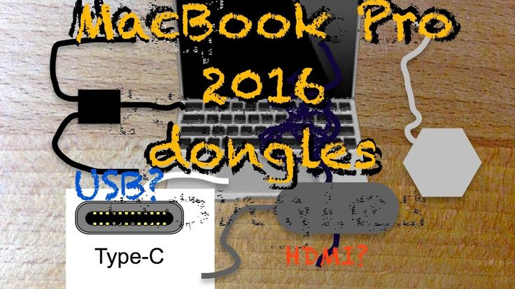 MacBook Pro #dongles (my thoughts)