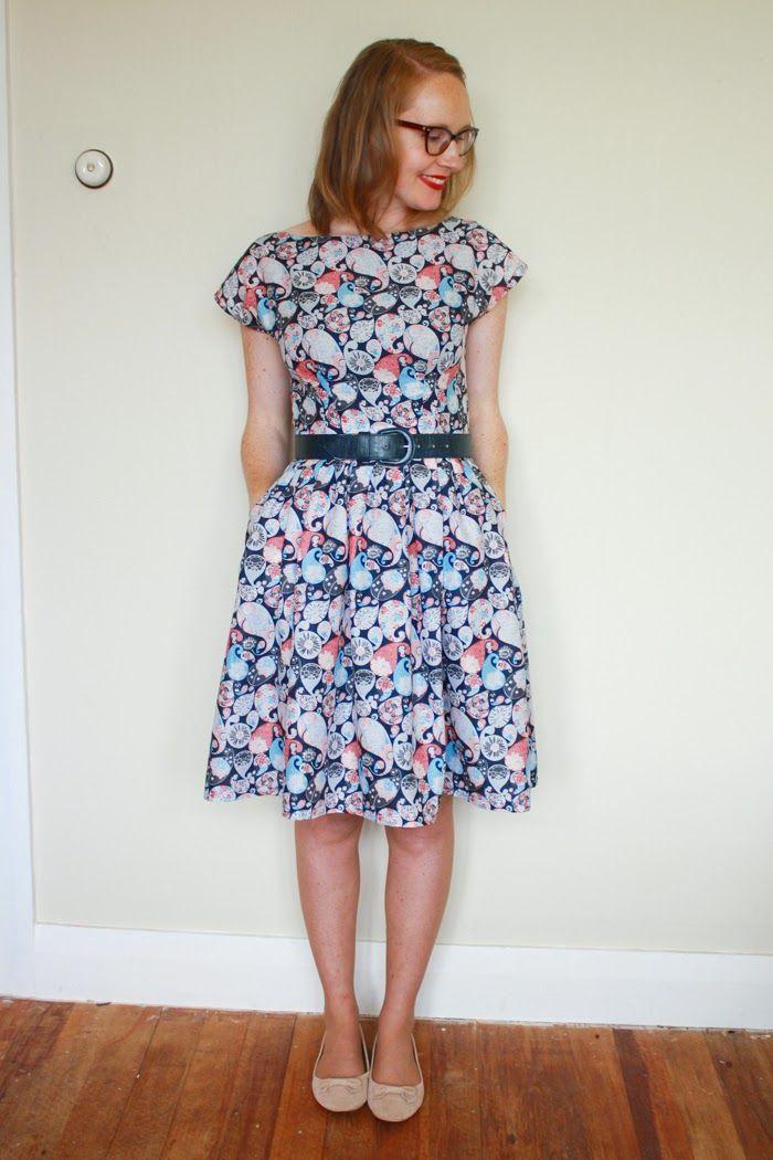 Jennifer Lauren Vintage: The Anemery Dress