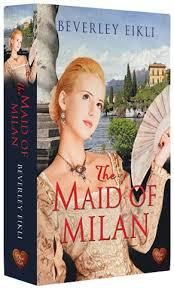 Fantastic review at Elder Park Books Reviews comparing The Maid of Milan to 'Dynasty' AND Anthony Trollope's 'The Pallisers'.  I adored The Pallisers (and enjoyed Dynasty) both of which were on TV when I was a teenager, so I'm thrilled!