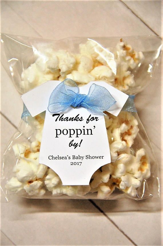 10 tags ~ Thanks For Poppin' By Gift Tags ~ Baby O…