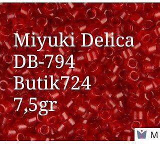 Miyuki Delica DB-774 7,5 gramı....Kodu Miyuki Delica Boncuk Satışımız Başlamıştır......Lütfen İletişim İçin Whattsaptan Ulaşın.... Kapıda ödeme. Havale - EFT Ayrıntılı bilgi almak için: Whatsapp: 0505 840 82 84  #butik72  #istanbul #swarovski #delica #bileklik #kolye #peyote #saat #aksesuar #taki  #giyim #handmade #cekilisvar #kadin #moda #beautiful #fashion #kombin #bayan #tarz #style #fatımaanaeli #elyapimi #takitasarim #3d #miyuki #boncuk #küpe #kristal