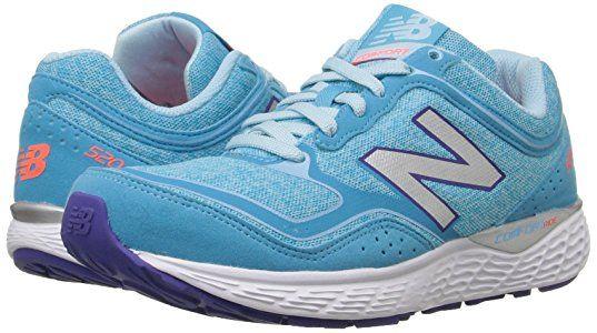 New Balance Women's 520v3 Running Shoe, Bayside/Freshwater, 6 D US