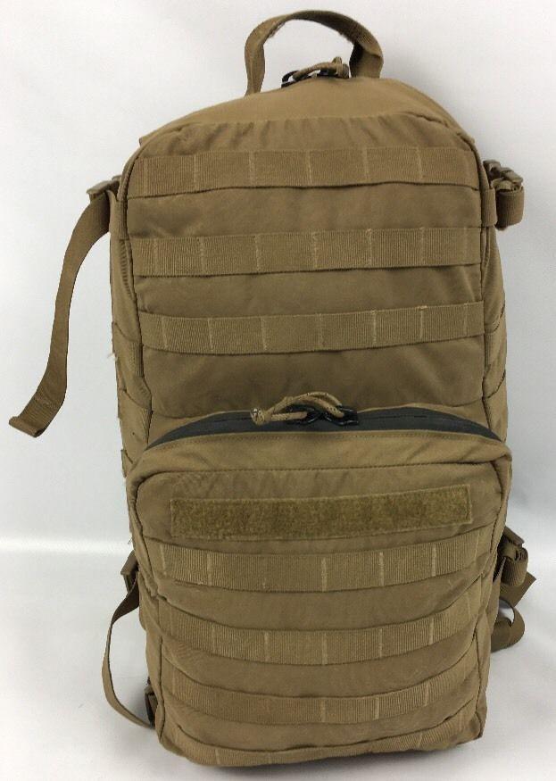 EXC USMC FILBE Assault Pack USGI Propper Int. Eagle Industries Coyote Brown