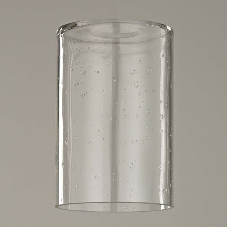 Replacement Glass Cylinder Light Shades