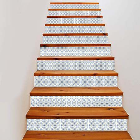 Best 25 stickers escalier ideas on pinterest vinyle for Carrelage escalier