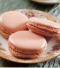 delicate pastel pink...