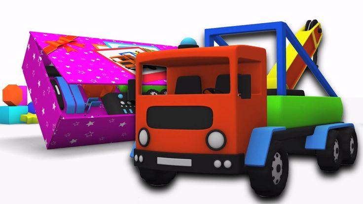 Trak tunda   Pembentukan dan kegunaan   kenderaan anak-anak   3D Toy Unb...Trak tunda   Pembentukan dan kegunaan   kenderaan anak-anak   3D Toy Unboxing for Kids  Tow Truck #towtruck #pendidikan #prasekolah #anakanak #pengangkutan #truck #kidsvideos #tadika #keibubapaan #trucksforkids #learnvehicles #mainan #KidstvMalaysia
