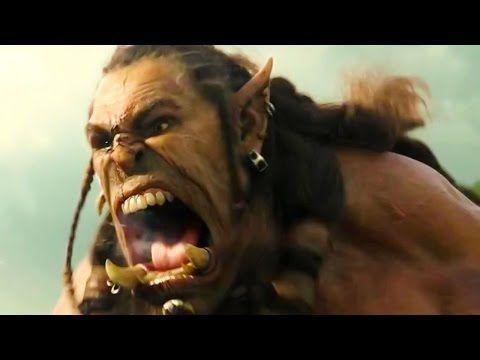WARCRAFT [ movie trailer official ] 2016 | Трейлер фильма Варкрафт 2016 в оригинале (англ) - YouTube