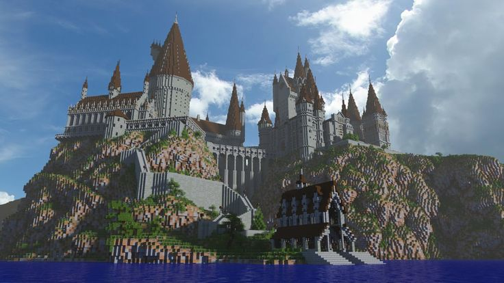 Now published at www.planetminecraft.com/projec… The build can be visited at a public server...