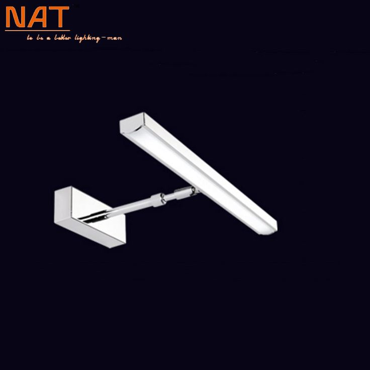 Find More Wall Lamps Information About 7w Acrylic LED Bathroom Mirror Wall  Mouted Indoor Home Decorative