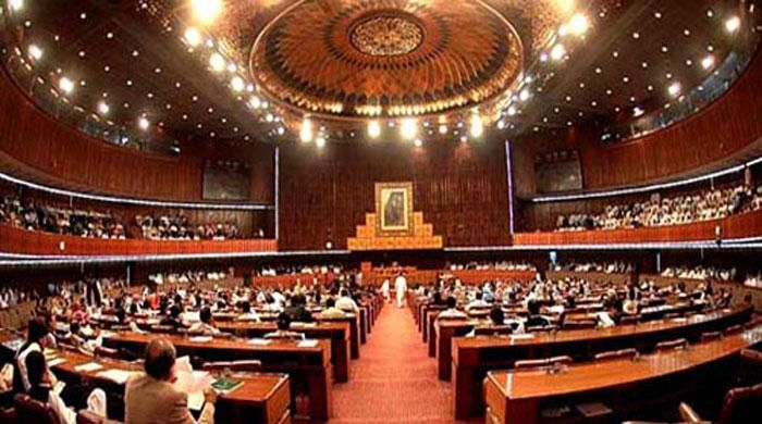 Joint session of parliament to discuss Kashmir today - Geo News Pakistan