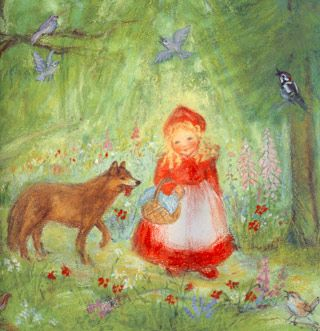 Marjan van Zeyl - Little Red