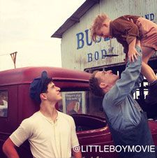 'Little Boy' with Kevin James Finds a Home with Open Road Films