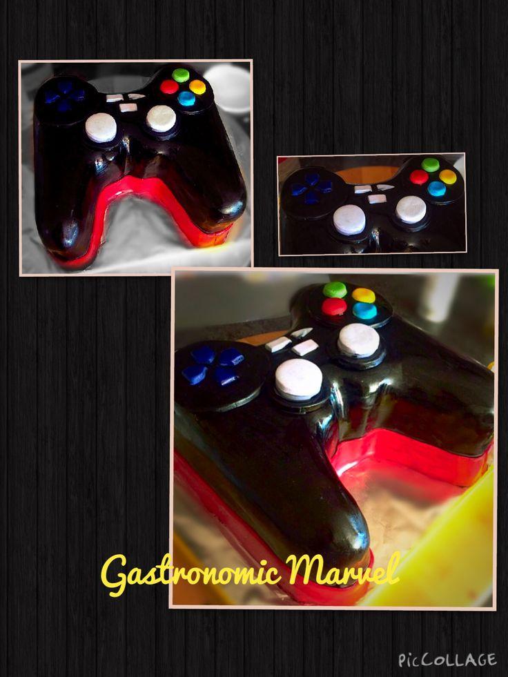 Xbox 360 controller cake