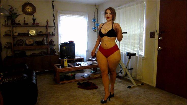 Best white girl booty
