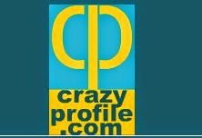 Crazy Profile creare icone con glitter e testo