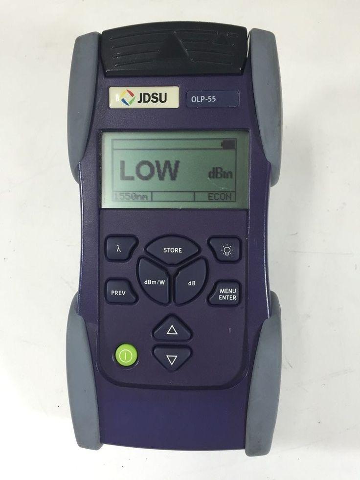 [JDSU OLP-55] Optical Power Meter (BN2277/01) #JDSU