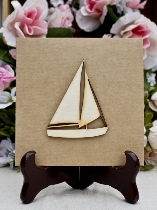 SAIL BOAT www.thebirdhousecollection.com.au