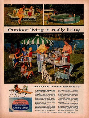 1960s vintage inspiration - that umbrella!