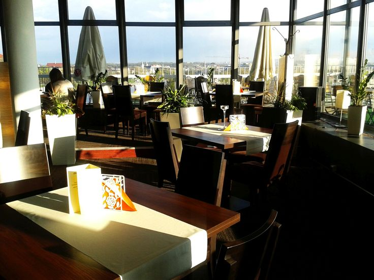 Our current view - 9th of April  www.restauracjavidok.pl Reserve seats + group reservations: marketing@restauracjavidok.pl