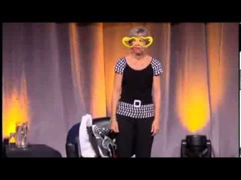 ▶ Amanda Gore Presents at Happiness and it's Causes 2012 - YouTube