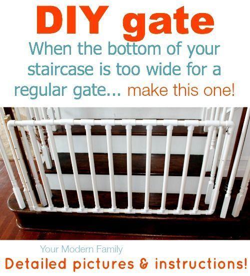 Best 25 Wide Baby Gate Ideas On Pinterest