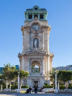 Reloj Monumental de Pachuca (México) El Reloj Monumental de Pachuca, también comúnmente conocido con el nombre de Reloj de Pachuca, es un reloj de torre de 40 metros en la ciudad de Pachuca de Soto, en el Estado de Hidalgo, México. El Reloj Monumental conmemora el Centenario de la Independencia de México