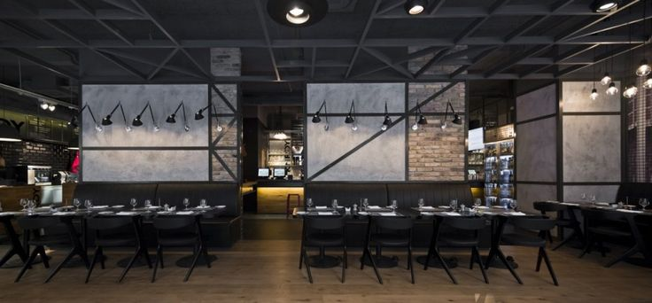 Inspiration KNRDY Restaurant Design By Suto Interior Architects Pictures And Images