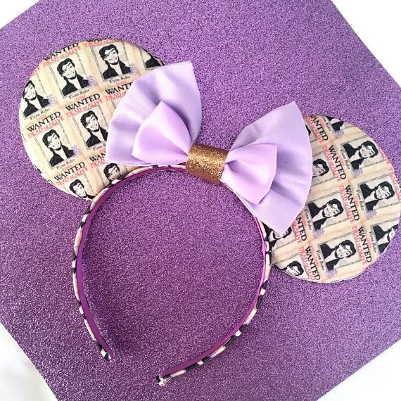 wanted: flynn rider tangled inspired mouse ears
