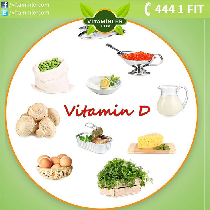 D Vitamini ince bağırsaklarda kalsiyum emilimi sağlayarak özellikle bebeklerde ve çocuklarda kemik ve diş gelişimine yardımcı olur ve sağlıklı büyüme sağlar. Sinir sistemine yardımcı olur. Yeni deri hücrelerinin üretiminde rol oynar. Kas, sinir ve bağışıklık sistemi konusunda önemli bir role sahiptir.