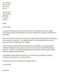 The 25+ best Cover letter examples uk ideas on Pinterest | Cv ...