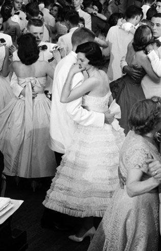 Mariemont High School's 1958 prom.