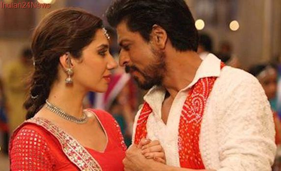 Raees' 'Udi Udi Jaye': Garba song is Shah Rukh Khan's Makar Sakranti gift, watch video