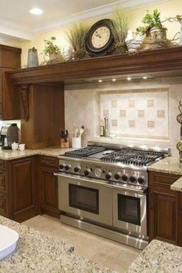 Creative Kitchen Cabinet Tops Decorating Ideas Selections Top Kitchen Cabinets Decor Top Kitchen Cabinets Cabinet Decor