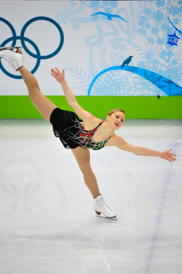 At the 2010 Winter Olympics, Rochette inspired a nation with her display of strength and courage. After suffering a personal tragedy in the days leading up to the games, Rochette defiantly went on to capture the bronze medal. Following her performance, Rochette was named Canada's flag bearer for the closing ceremonies, and named co-recipient of the Vancouver 2010 Terry Fox Award, for her display of determination and humility in the face of adversity.