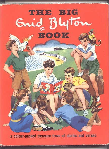 Enid Blyton books <3