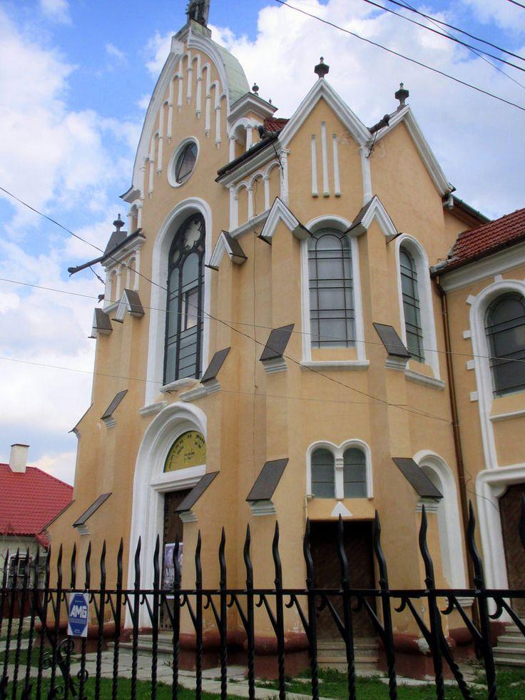 All sizes   Bistrița Synagogue (1856)   Flickr - Photo Sharing!