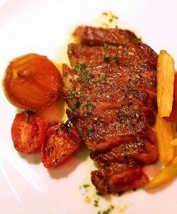[Resep] Steak Provencale http://www.perutgendut.com/read/steak-provencale/797 #PerutGendut #Resep