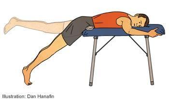 Sacral Spine Stabilizing Technique | Runner's World